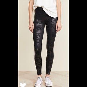 Camo Faux Leather NWT 🏷